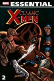img - for Essential Classic X-Men, Vol. 2 (Marvel Essentials) (v. 2) book / textbook / text book