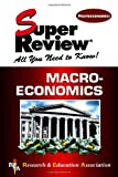 img - for Macroeconomics Super Review book / textbook / text book