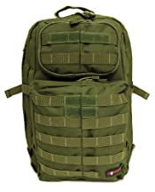 Monstrum Tactical BP01 Tactical Backpack (Military Green)