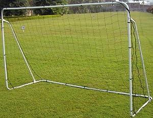 but de foot enfant avec cadre en metal 240 x 90 x 150 cm. Black Bedroom Furniture Sets. Home Design Ideas