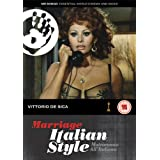Marriage Italian Style (Matrimonio all'italiana) - (Mr Bongo Films)  [DVD] [1964]by Marcello Mastroianni