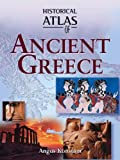 Historical Atlas of Ancient Greece (0816052204) by Angus Konstam