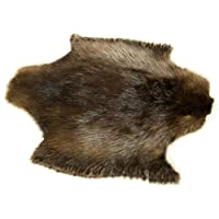 Beaver Pelt for Sewing