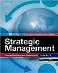 Strategic Management Concepts: Compet...