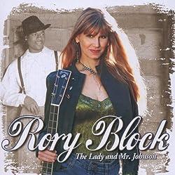 Rory Block ローリーブロック必聴のカバーアルバム作品
