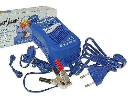 Batterie Ladegerät Power Charger 6V / 12V Blei,