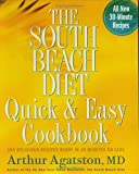 51MqDXINg0L. SL160  The South Beach Diet Quick and Easy Cookbook: 200 Delicious Recipes Ready in 30 Minutes or Less