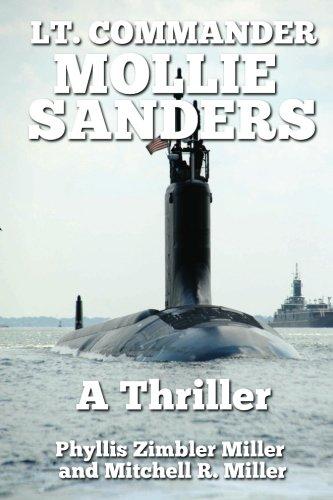 Book: Lt. Commander Mollie Sanders by Phyllis Zimbler Miller, Mitchell R. Miller