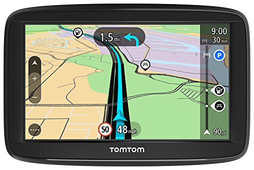 tomtom-start-52-5-inch-sat-nav-with-western-europe-maps-and-lifetime-map-updates