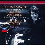 ラフマニノフ:ピアノ協奏曲第3番/チャイコフスキー:ピアノ協奏曲第1番