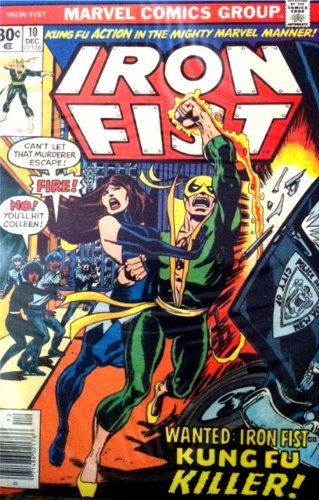 Iron Fist 10 (Iron Fist Magazine compare prices)