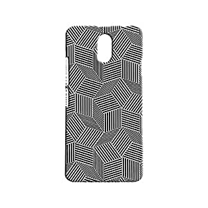 BLUEDIO Designer Printed Back case cover for Lenovo P1M - G2536