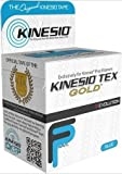 Kinesio Tex Gold, Blue, 2 Inches X 16.4 Feet