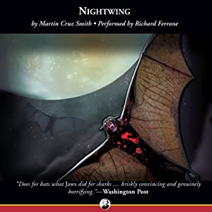 Nightwing Audiobook