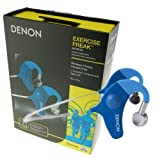 Denon Ah-w150 Exercise Freak Bluetooth Wireless Sport In-ear Headphones - Blue
