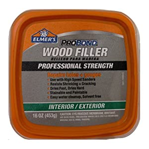 Best wood filler for exterior paint talk professional painting contractors forum for Exterior wood filler paintable