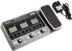 ZOOM ギター用エフェクト・アンプシミュレーター G3X