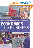 Economics for Business and CWG Pack