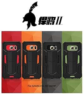 Nillkin Defender II Rugged Case Shockproof Cover for Samsung Galaxy S6 - Orange