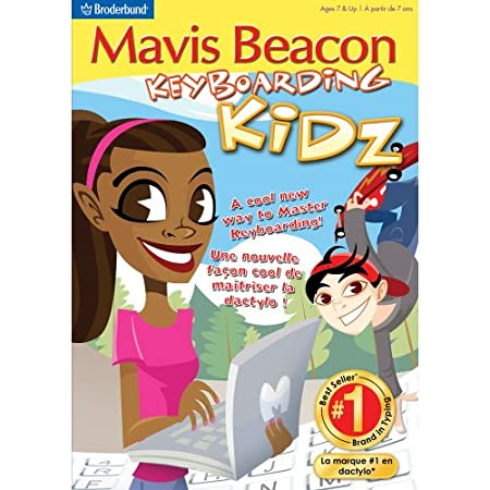 Mavis Beacon Keyboarding Kidz MAC [Download]