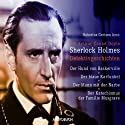 Sherlock Holmes Detektivgeschichten Hörbuch von Arthur Conan Doyle Gesprochen von: Hubertus Gertzen