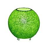 Salebrations Ball Table Lamp Shades With Yarn