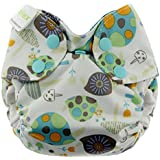 Blueberry Simplex All In One Diaper, Snails, Newborn
