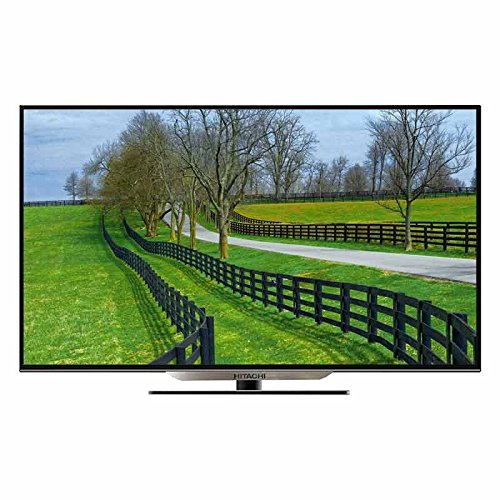 Hitachi LE40VZS01AI 102cm(40 inches) Full HD LED TV (Black)- Smart