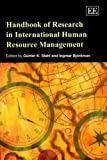 img - for Handbook of Research in International Human Resource Management book / textbook / text book