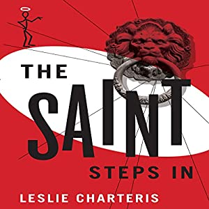 The Saint Steps In Audiobook
