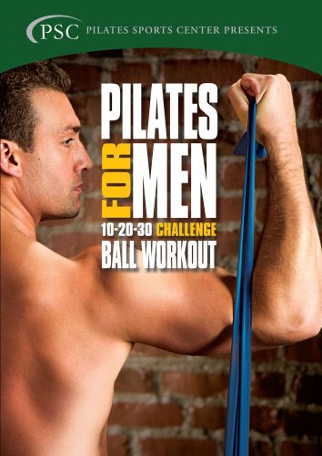 Pilates for Men 3: Challenge Ball Workout [Import]