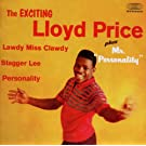 The Exciting Lloyd Price + Mr. Personality