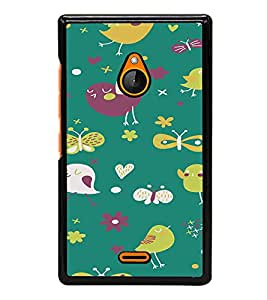 ifasho Designer Phone Back Case Cover Nokia XL ( Black Jaguar Wild )