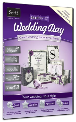 Serif CraftArtist Wedding Day