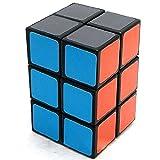 Meiyiu 2x2x3 Black Cuboid Cube Twisty Puzzle Smooth