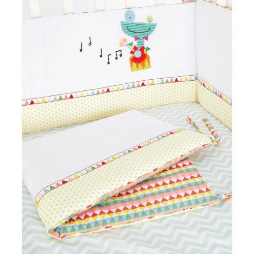 Pippop Crib Bumper