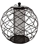 CIRCULAR SQUIRREL PROOF PEANUT FEEDER GARDEN SAFE BIRD FEEDING STATION BF105