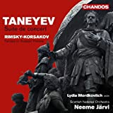 Suite De Concert / Fantasy on Russian Themes