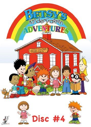 Betsy's Kindergarten Adventures 4 [DVD] [Import]
