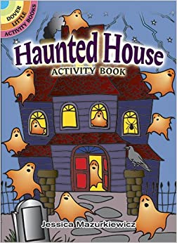 Haunted House Activity Book Dover Little Activity Books