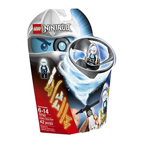 LEGO Ninjago Airjitzu Zane Flyer 70742 Building Kit - 1