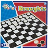 Traditional Games Draughts Game