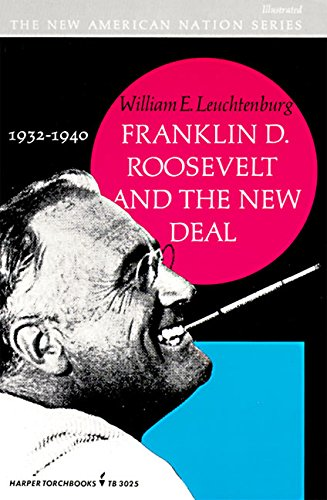franklin d roosevelt and the new deal essay