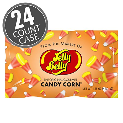 [Jelly Belly Candy Corn - 24 1.45 Oz Packs] (Halloween Cupcakes Frosting Recipe)
