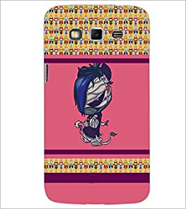 PrintDhaba Cartoon D-4811 Back Case Cover for SAMSUNG GALAXY GRAND 2 (Multi-Coloured)