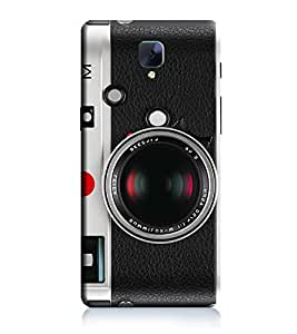 Camera Design 3D Hard Polycarbonate Designer Back Case For OnePlus 3::OnePlus Three