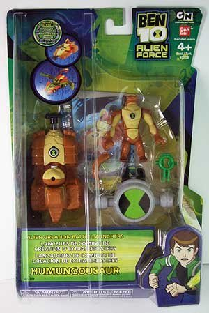 Ben 10: Alien Force Humungousaur Battle Launcher - 1