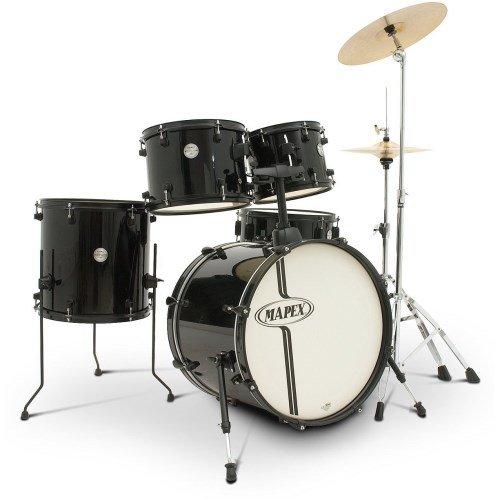 Mapex Voyager VR-5044 Drumset Black