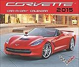 Corvette Car-a-Day Calendar 2015