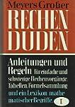 Meyers Grosser Rechenduden. Bd. 1. An...